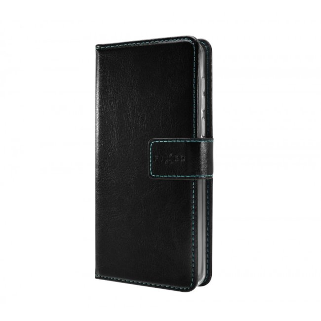 Levně Knížková pouzdro Fixed Opus pro Samsung Galaxy S10 Lite, černé