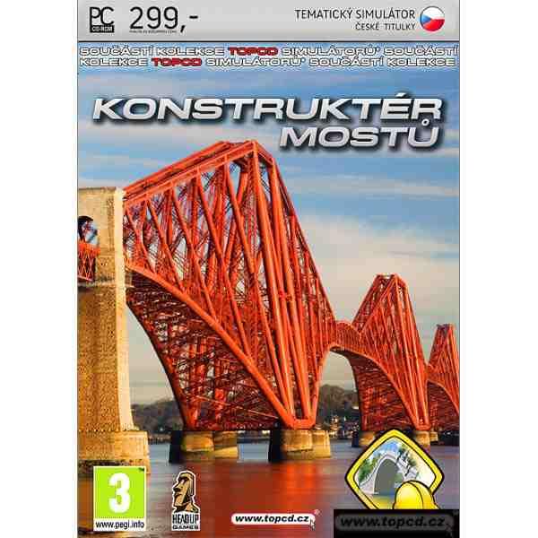Konstruktér mostů CZ