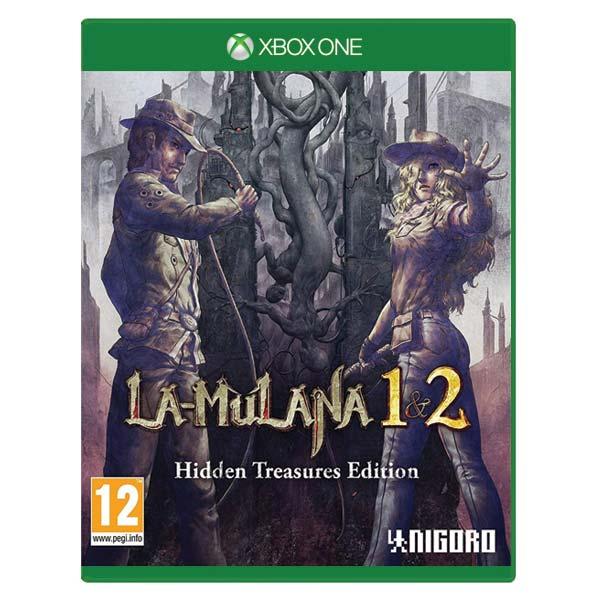 La-Mulan 1 & 2 (Hidden Treasures Edition) XBOX ONE