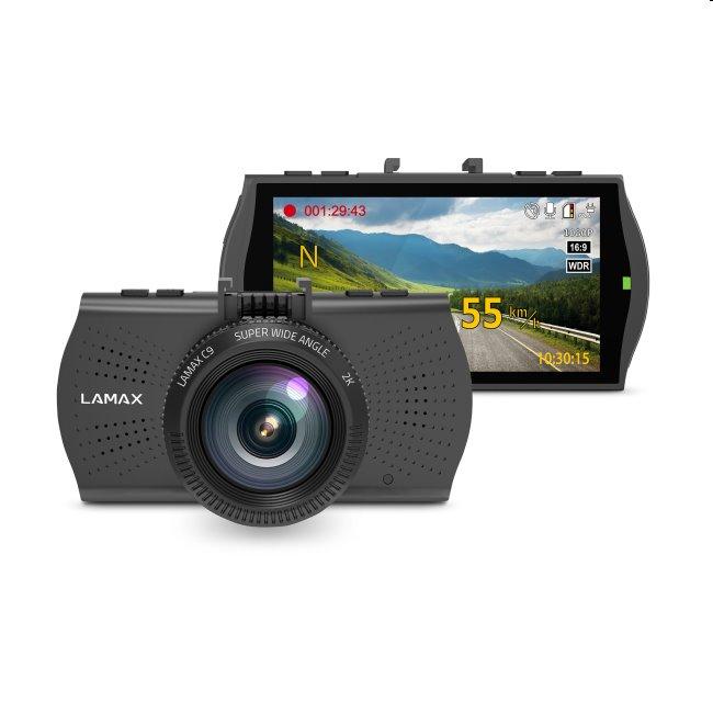 LAmax C9-profesionální Autokamera
