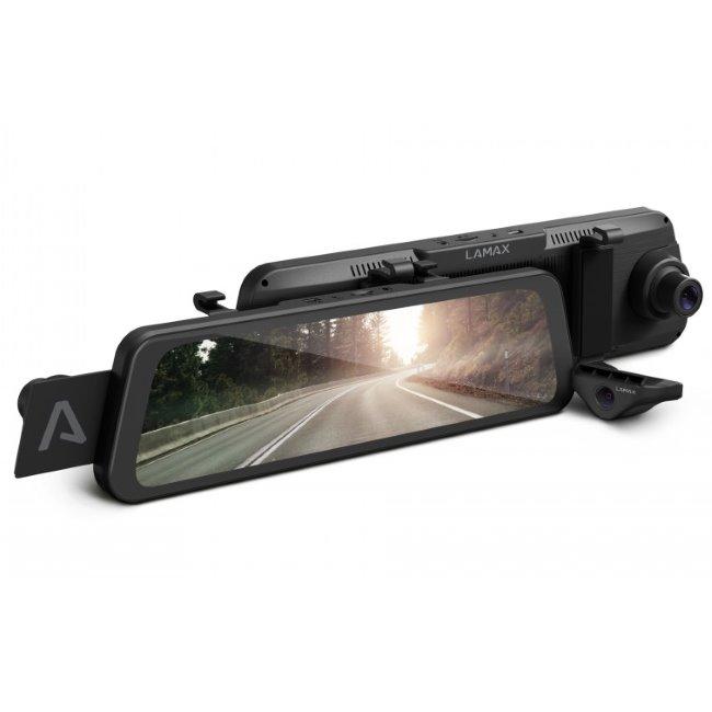 LAmax S9 Dual-Duální auto kamera