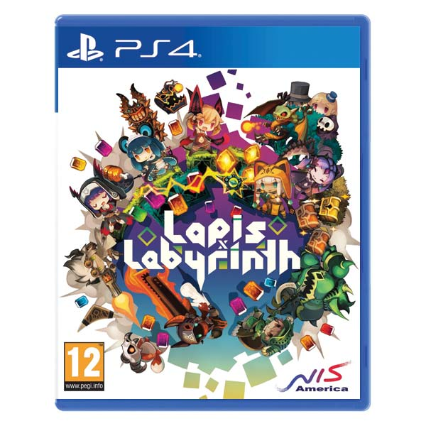 Lapis x Labyrinth (Limited Edition) PS4