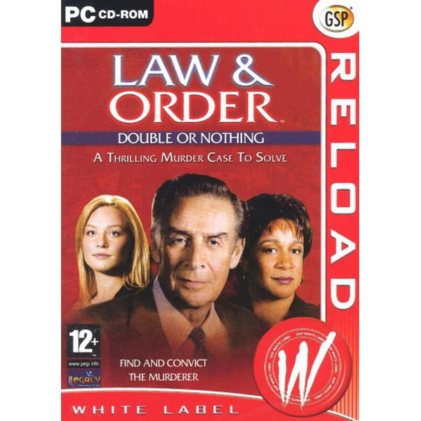 Law and Order 2: Double or Nothing PC