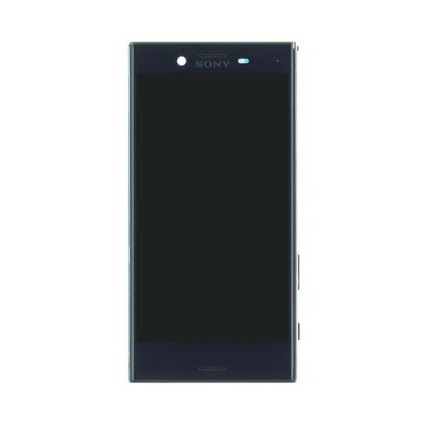 LCD displej + dotyková plocha + kompletní přední kryt pro Sony Xperia X Compact-F5321, Black