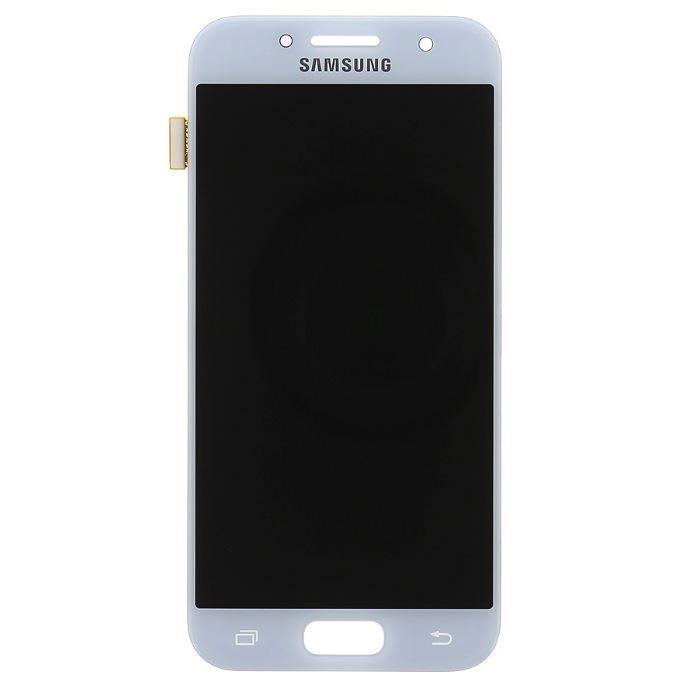 LCD displej + dotyková plocha pro Samsung Galaxy A3 2017-A320F, Blue