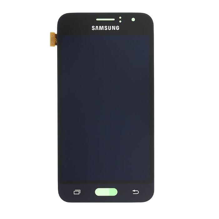 LCD displej + dotyková plocha pro Samsung Galaxy J1 (2016)-J120F, Black