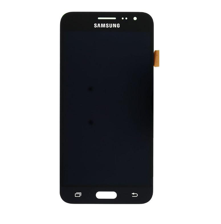 LCD displej + dotyková plocha pro Samsung Galaxy J3 (2016)-J320F, Black
