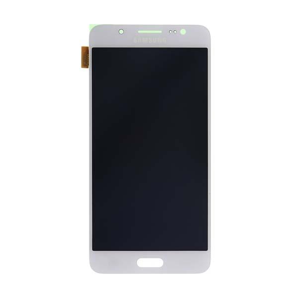 LCD displej + dotyková plocha pro Samsung Galaxy J5 (2016)-J510F, White