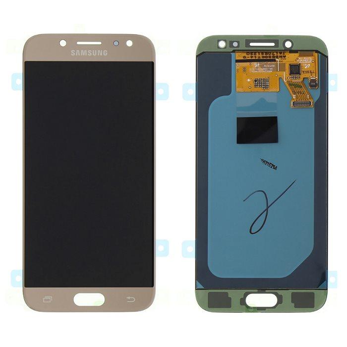 LCD displej + dotyková plocha pro Samsung Galaxy J5 2017-J530F, Gold