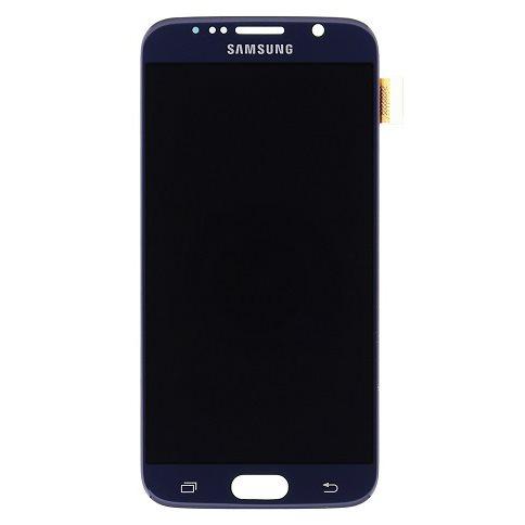 LCD displej + dotyková plocha pro Samsung Galaxy S6 - G920F, Black