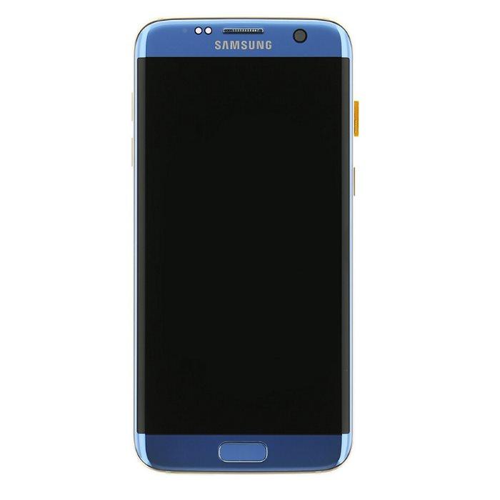 LCD displej + dotyková plocha pro Samsung Galaxy S7 Edge-G935F, Blue