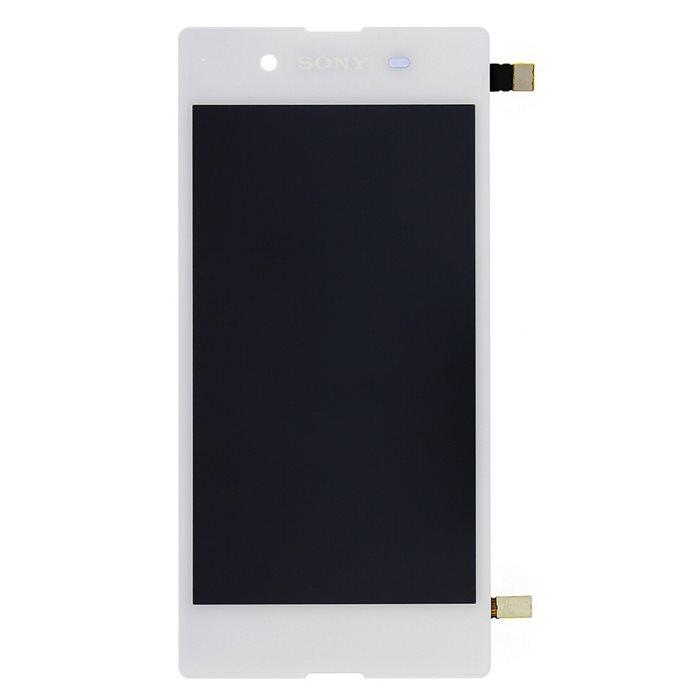 LCD displej + dotyková plocha pro Sony Xperia E3-D2203, Sony Xperia E3 Dual Sim, White