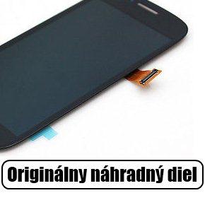 LCD displej + krycí sklo + dotyková plocha pro Samsung Galaxy Note 4 - N910F, Black