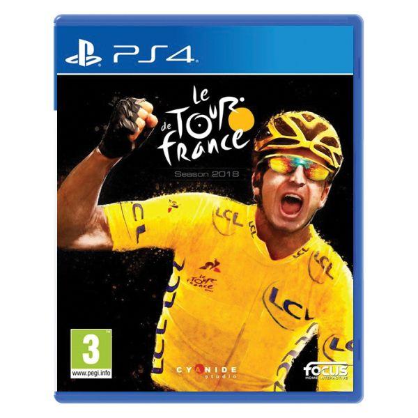 Le Tour de France: Season 2018 PS4