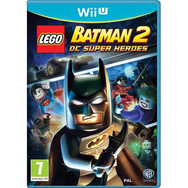 LEGO Batman 2: DC Super Heroes Wii U