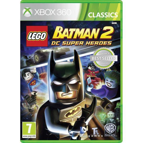 LEGO Batman 2: DC Super Heroes[XBOX 360]-BAZAR (použité zboží)
