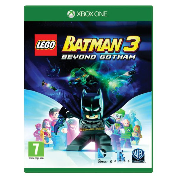 LEGO Batman 3: Beyond Gotham [XBOX ONE] - BAZAR (použité zboží)