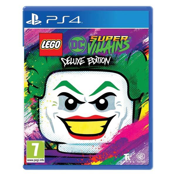 LEGO DC Super-Villains (Deluxe Edition)