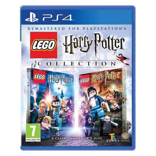 LEGO Harry Potter Collection[PS4]-BAZAR (použité zboží)