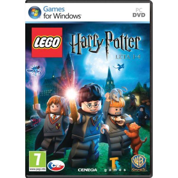 LEGO Harry Potter: Roky 1-4 CZ PC