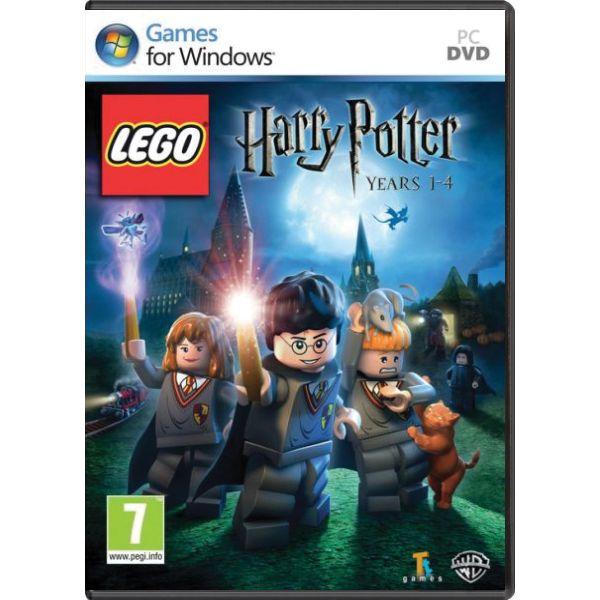 LEGO Harry Potter: Roky 1-4 PC