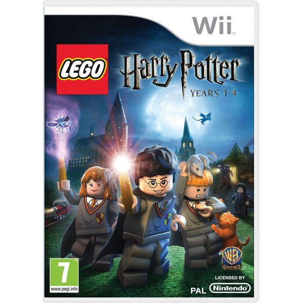 LEGO Harry Potter: Years 1-4 Wii