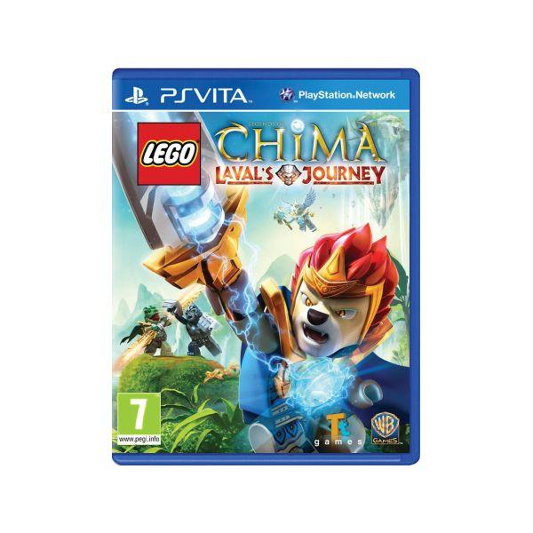 LEGO Legends of Chima-Laval's Journey PS Vita