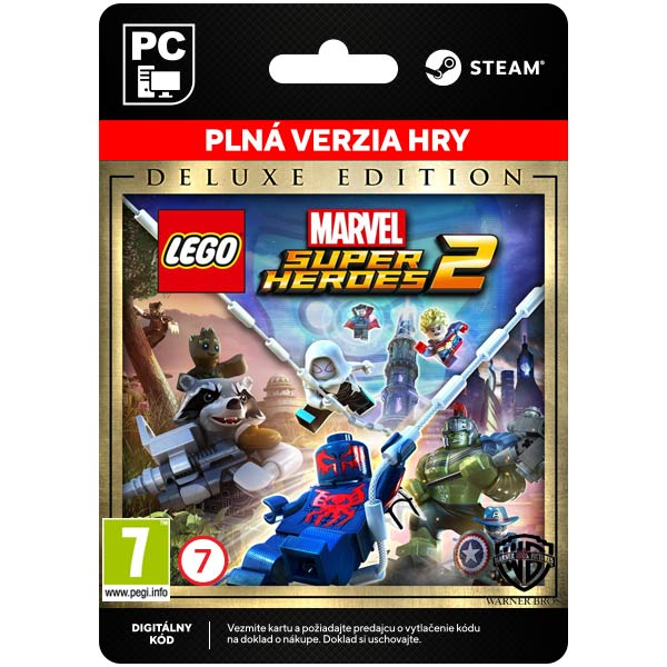 LEGO Marvel Super Heroes 2 (Deluxe Edition) [Steam]