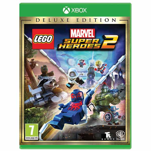 LEGO Marvel Super Heroes 2 (Deluxe Edition) XBOX ONE
