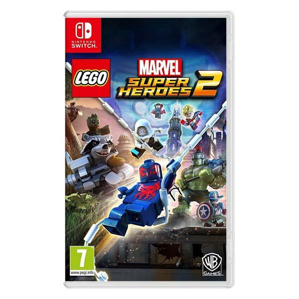 LEGO Marvel super hrdinové 2