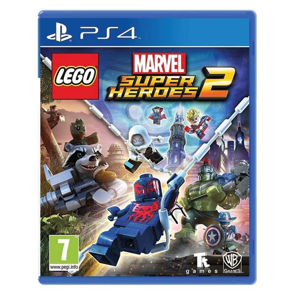 LEGO Marvel Super Heroes 2[PS4]-BAZAR (použité zboží)