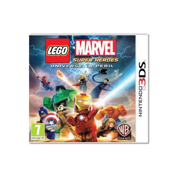 LEGO Marvel Super Heroes 3DS
