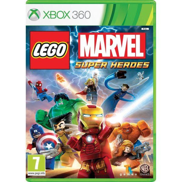 LEGO Marvel Super Heroes[XBOX 360]-BAZAR (použité zboží)