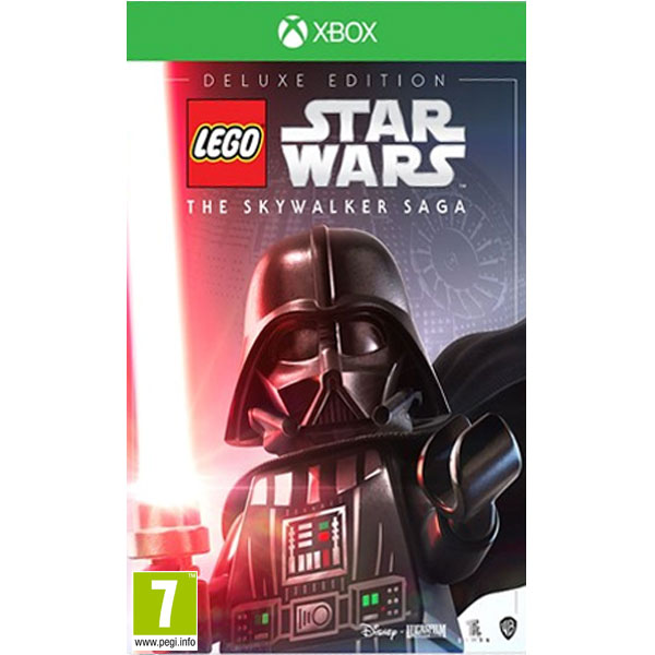 LEGO Star Wars: The Skywalker Saga (Deluxe Edition)