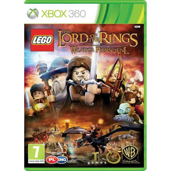 LEGO The Lord of the Rings[XBOX 360]-BAZAR (použité zboží)