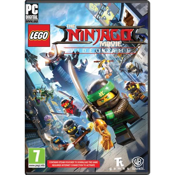 The LEGO Ninjago Movie Videogame PC
