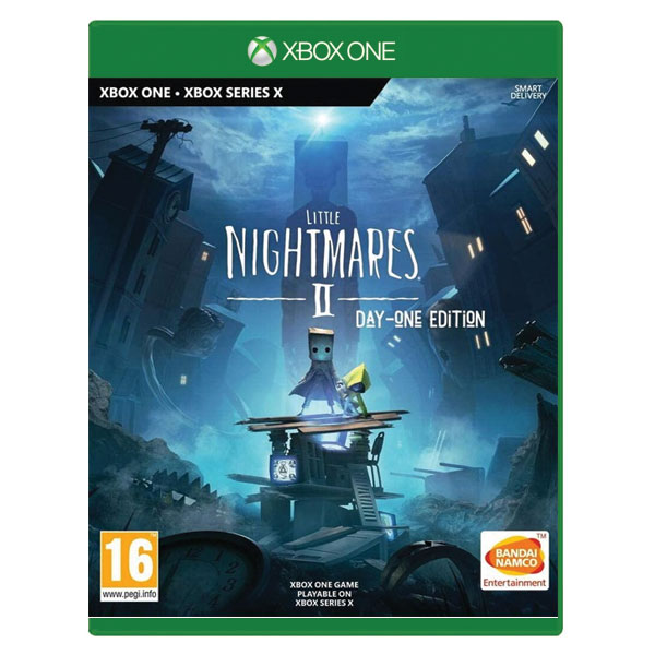 Little Nightmares 2 (Day One Edition) XBOX ONE