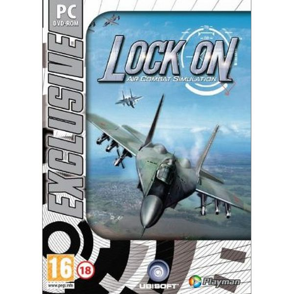 Lock On: Air Combat Simulator PC