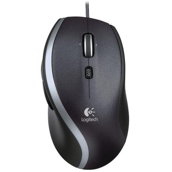 Herní myš Logitech M500 Laser Mouse, black