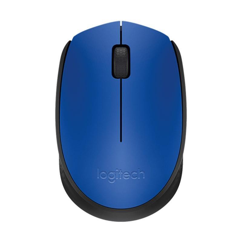 Kancelářská myš Logitech Wireless Mouse M171 Blue