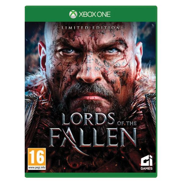 Lords of the Fallen[XBOX ONE]-BAZAR (použité zboží)
