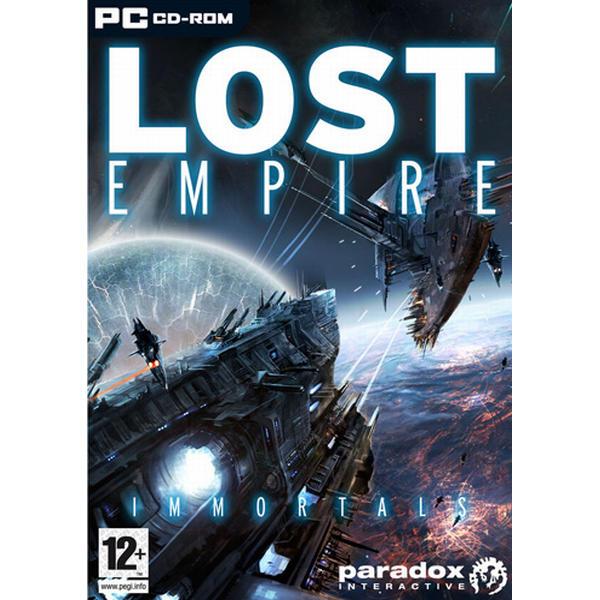 Lost Empire: Immortals PC