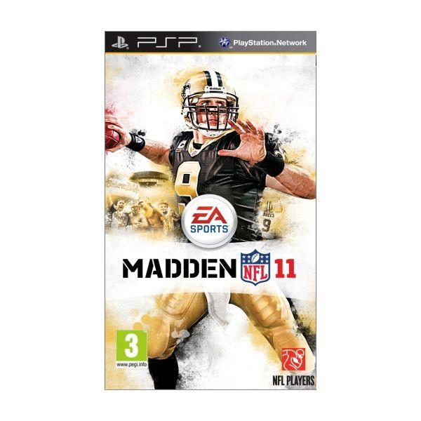 Madden NFL 11 PSP