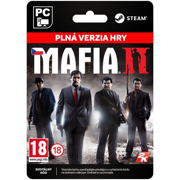 Mafia 2 CZ[Steam]