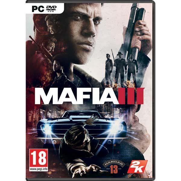 Mafia 3 CZ[Steam]