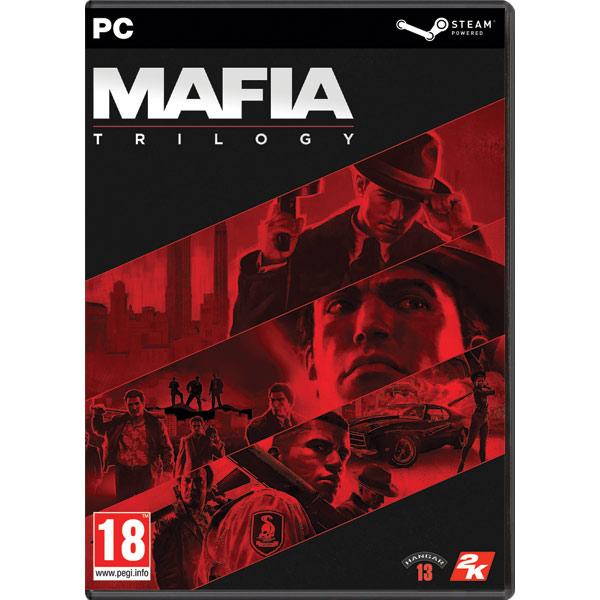 Mafia Trilogy CZ
