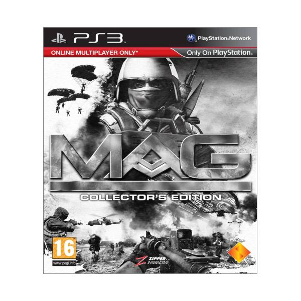 MAG (Collector's Edition) PS3