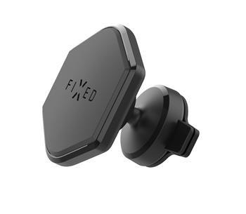 Magnetický držák FIXED Icon Air Vent do ventilace s kloubem, černý