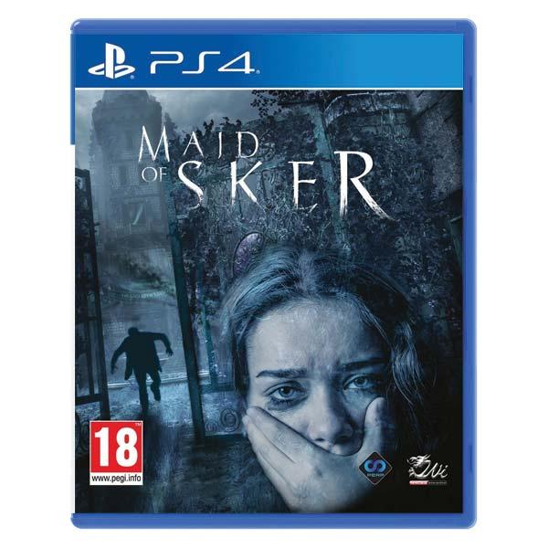 Maid of šklebí PS4