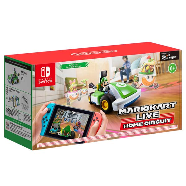 Mario Kart Live: Home Circuit (Luigi Set Pack)
